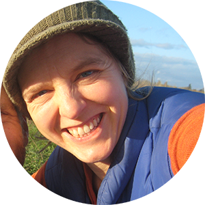 Katie Kulla, Client of Crawford Wellness Yoga
