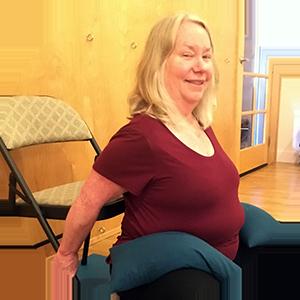 Tamara Chilla, Client of Crawford Wellness Yoga